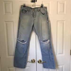 Destroyed & Amazing LUCKY BRAND Jeans 14/32